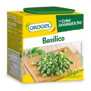 "Basilico ""Aromi Dosa Facile"" Orogel gr.50"