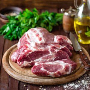 Coppa Suino senza osso per Pulled Pork