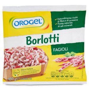 Fagioli Borlotti Orogel gr.450