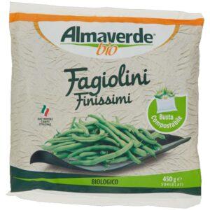 """Fagiolini Fini Bio """"Almaverde Bio"""" Kg.2"""