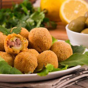 Olive Ascolane Kg.1