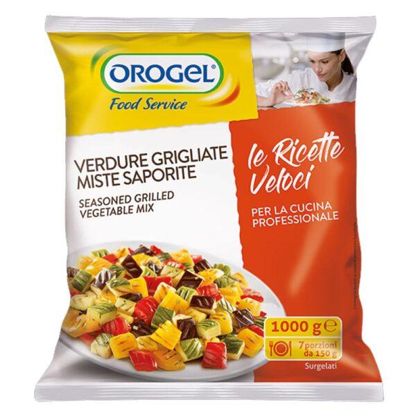Verdure – Grigliati – Pastellati