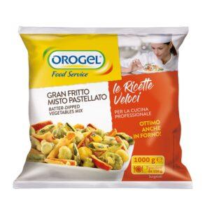 Verdure Pastellate Orogel Kg.1