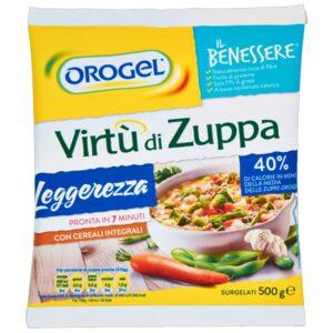 Virtù di Zuppa leggerezza Orogel gr.500